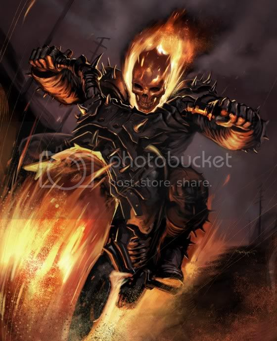 Ghost Rider #20