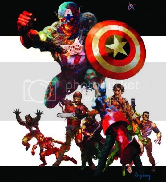 Marvel Zombies Vs. Army of Darkness
